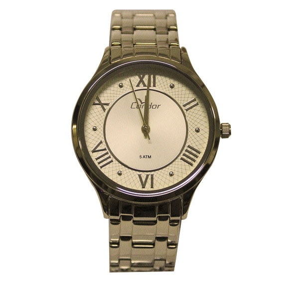 Relógio Masculino Condor Codu2036lst/d - Dourado
