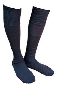 Meia Térmica De Lã Acrílica E Algodão Para O Frio Do Inverno