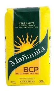Yerba Mañanita Bcp X 500 Grs.