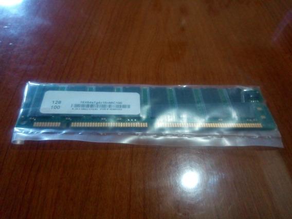 Memoria Ram 128 Mb Pc100.