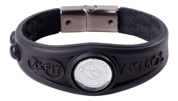 Kit 2 Pulseira Bracelete Ak Fit Akmos - Lançamento 2018