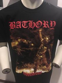 Bathory Hammerheart T-shirt L Merch Offcial Import