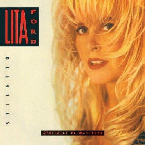 Cd : Lita Ford - Stiletto (remastered)
