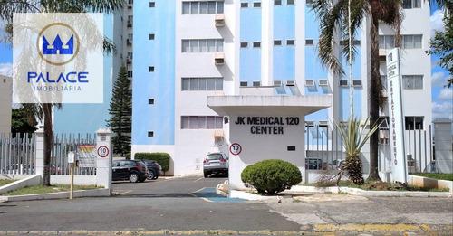 Sala Para Alugar, 100 M² Por R$ 1.100,00/mês - Vila Monteiro - Piracicaba/sp - Sa0115
