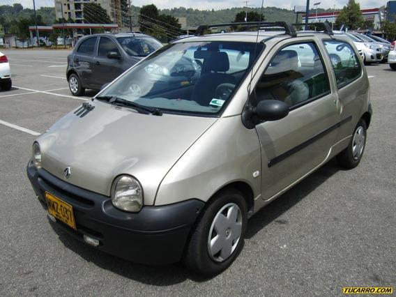 Renault Twingo Authntique Mt 1200cc Aa 8v