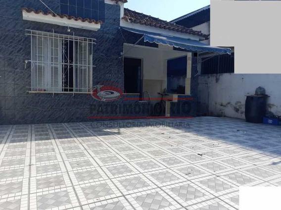 Casa Linear Dois Quartos Em Terreno 10x40. - Paca20495