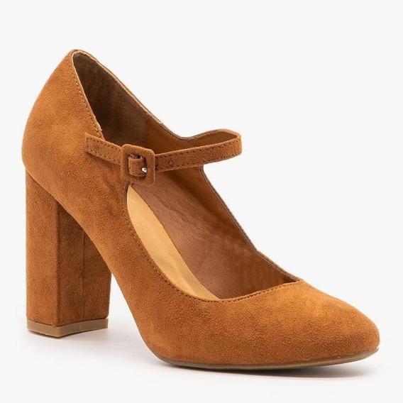 Zapatos Cerrados De Tacon Importadas