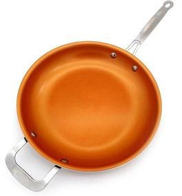 Frigideira Antiaderente De Cerâmica 28 Cm Pronta Entrega! :)