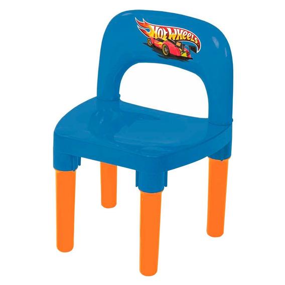 Cadeirinha Hot Wheels Azul - Barão Toys