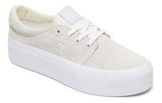 Zapatilla Trase Platform Le Blanco Dc Shoes