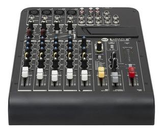 Consola Rcf L-pad 8 Can Con Efectos Cuotas