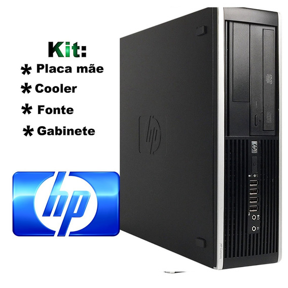 Kit Hp 6300 (sem Processador Memoria Nem Hd) Leia O Anuncio