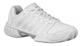 Tênis K-swiss Express Ltr Feminino White/silver