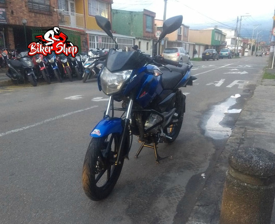 Pulsar 135 2015 Excelente Estado Biker Shop