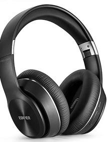 Edifier W820bt Bluetooth Fone De Ouvido Preto Over-ear
