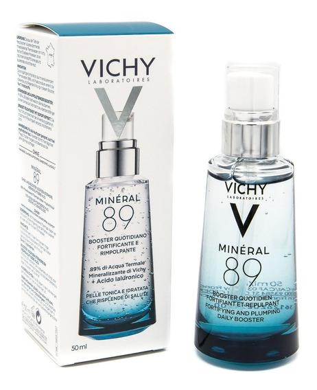 Vichy Mineral 89 Hidratante Anti-idade 50ml Val. 02/2022