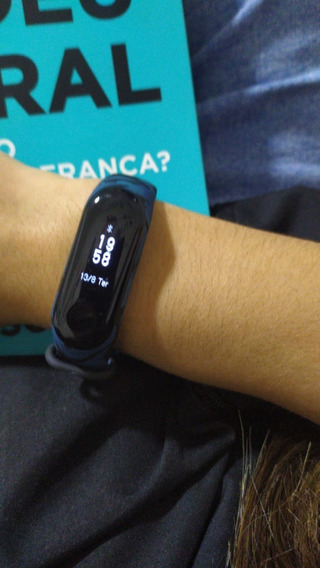 Relógio Smartwatch Modelo Mi Band
