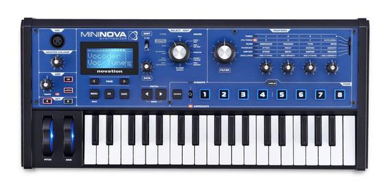 Sintetizador De 37 Teclas Mininova - Novation
