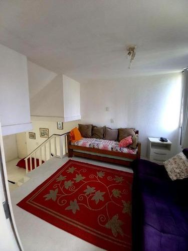 Apartamento Triplex À Venda, 70 M² Por R$ 500.000,00 - Vila Tramontano - São Paulo/sp - At0005