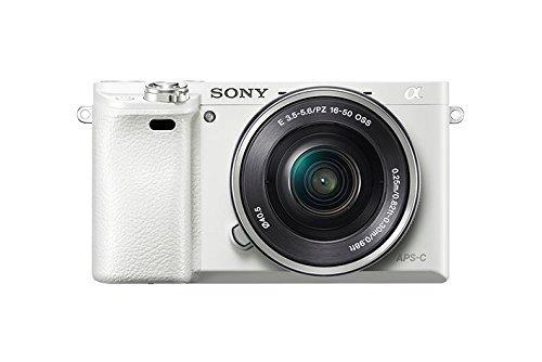 Imagen 1 de 7 de Cámara Digital Sin Espejo Sony Alpha A6000 Con Lente De