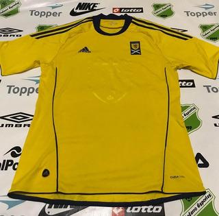 Camisa Oficial Escócia Away adidas Tamanho G