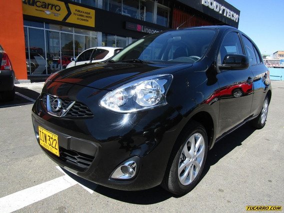 Nissan March Hb Automatico