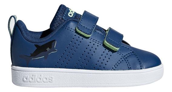 Zapatillas adidas Moda Vs Adv Cl Cmf Inf Bebe Az/lm