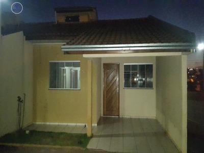 Casa Residencial À Venda, Santo Onofre, Cascavel - Ca0075. - Ca0075