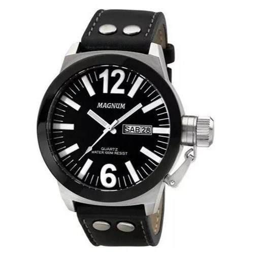 Relógio Masculino Magnum Military Ma31533c Original