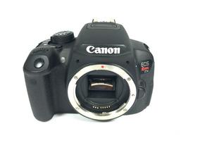 Câmera Canon T5i Corpo Sucata Zerada Leia A Descrição!