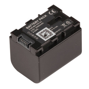 Bateria Para Filmadora Jvc Bn-vg107u - Longa Duracao (3x)