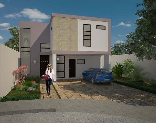 Casa En Venta En Privada Parque Central, Zona Norte. Cv-5981