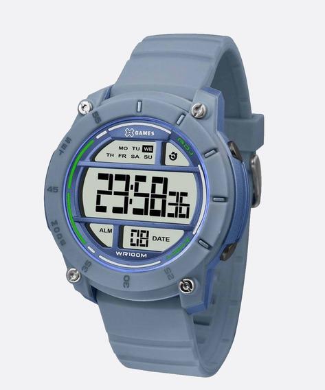 Relógio Masculino Digital Xgames Xmppd523 Bxdx