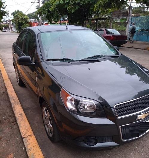 Chevrolet Aveo 1.6 Lt At 2017