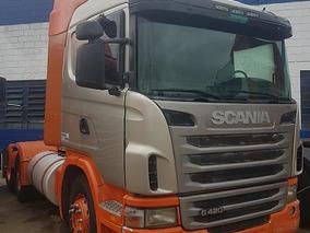 Scania 124 420 2011 Com Retarder N Volvo Fh 440 2546 2544