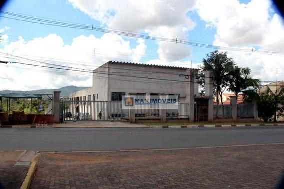 Galpão À Venda, 1440 M² Por R$ 4.300.000 - Centro - Atibaia/sp - Ga0004