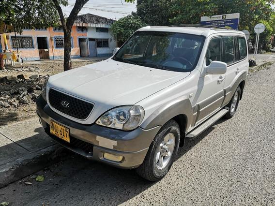 Hyundai Terracan Full 2007