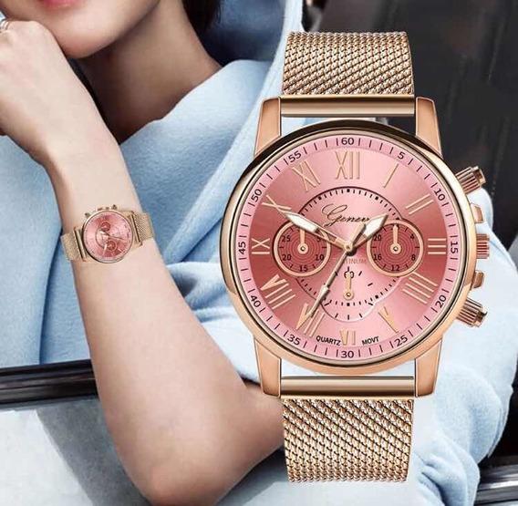Relógio Mulher Estilosa Promoção