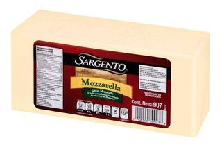 907 Gr Queso Mozzarella En Barra Sargento