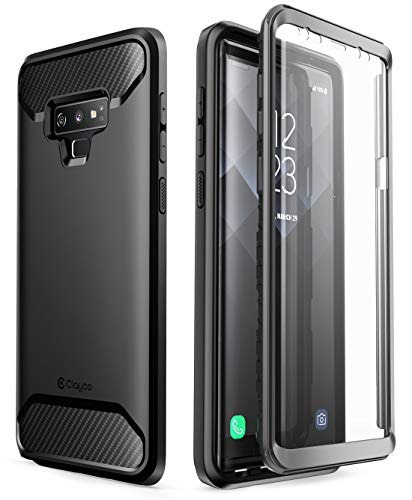 Samsung Galaxy Note 9 Case Clayco Xenon Series Fullbody Caja