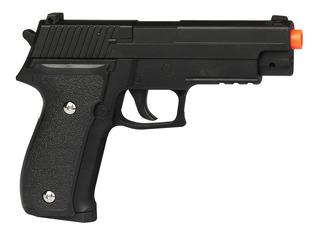 Pistola Airsoft Spring P226 G.26 Full Metal - 328fps - 580g