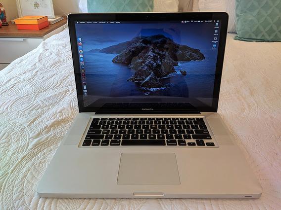 Apple Macbook Pro 15,4 I7 2,66 | 1tb Hd + 480gb Ssd 8gb Ram