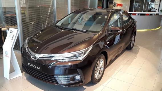 Toyota Corolla 1.8 Xei L/17 Pack Cvt - Fdl Automotores