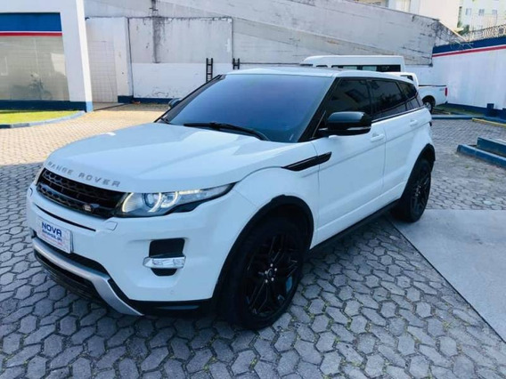 Evoque 2013 Dynamic Top Impecavel
