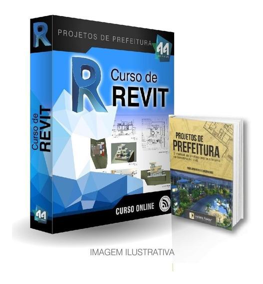 Curso Revit Prefeitura + Eletrico + Hidraulico + Template
