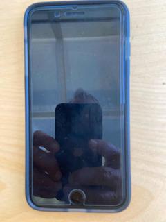 iPhone 7 Plus 128mb, Preto, Como Novo E Acessórios