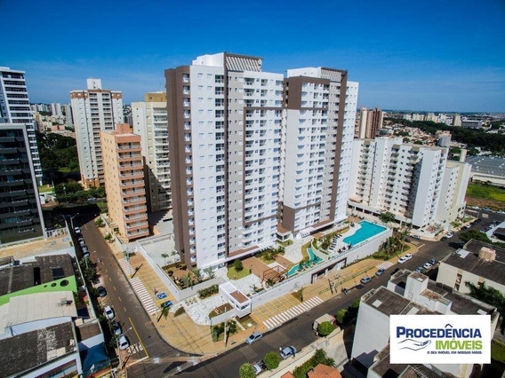 Apartamento Com 2 Dormitórios À Venda, 65 M² Por R$ 450.000 - Akádia Jardins - Jardim Novo Mundo - São José Do Rio Preto/sp - Ap7190