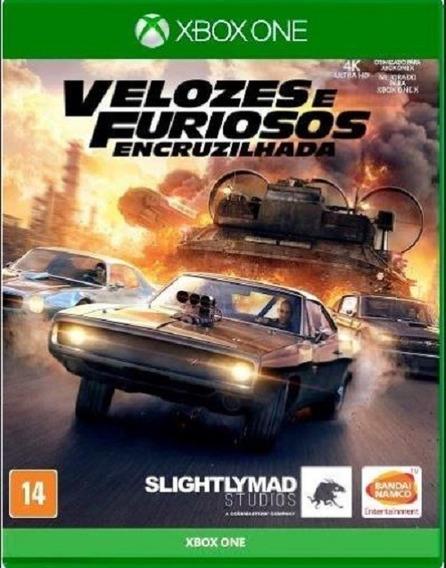 Velozes E Furiosos Encruzilhada Xbox One