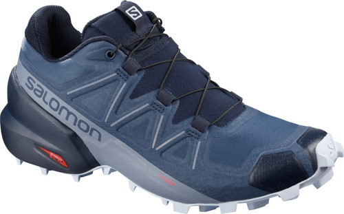 Calzado Femenina Salomon - Speedcross 5 W Azul - Trail Runni