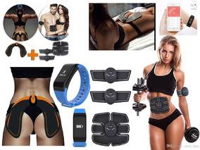 Kit Smart Fit Trainer Emagrecedor C/ Pulseira Inteligente F1